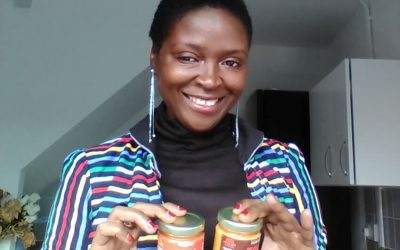 Bristol Post recognises BBRC-funded chilli sauce entrepreneur