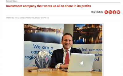 "Article: ""Investment company that wants us all to share in its profits"""