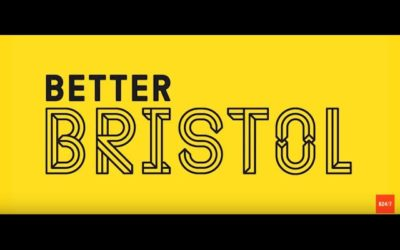 BBRC – Proud to be supporting 'Better Bristol'.