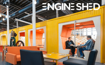 Investor In Residence at Engine Shed
