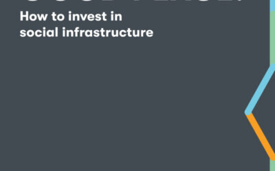 How to get investment at scale in social infrastructure: lessons from City Fundsin Bristol