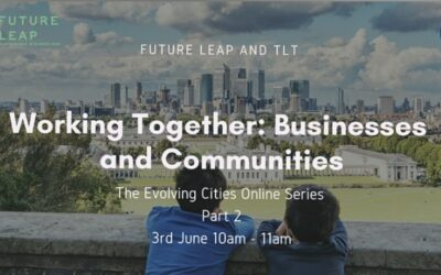 City Funds at The Future Economy Network 'Evolving Cities' Event: 'Working Together: Businesses & Communities'